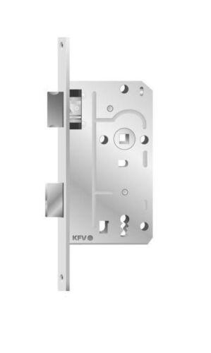 VK 8 Dornmaß 55 DIN Ls oder Rs Zimmertür BB Einsteck Schloss Stulp 16-24mm