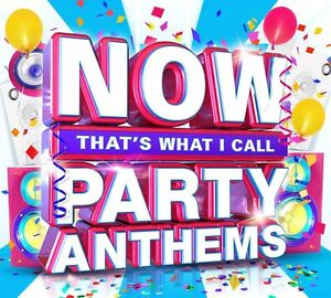 VARIOUS-NOW-THAT-039-S-WHAT-I-CALL-PARTY-ANTHEMS-3CD-ALBUM-SET-2015