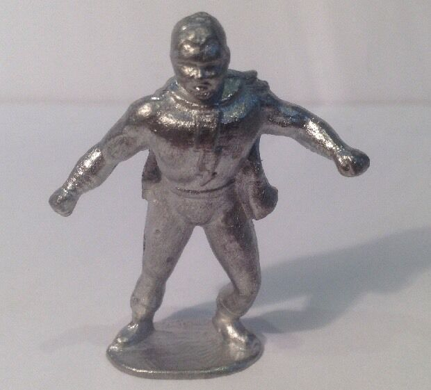 COPY OF Timpo Super Heroes, Captain Marvel (Ref Gr 926) Unknown Maker Unpainted