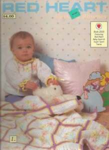 Details about Knit/Crochet PATTERN Bootlet Red Heart Nursery Rhymes