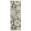 thumbnail 9 - Maidste Floral Hooked Gray/Ivory Rug