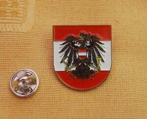 Osterreich-Adler-Wappen-Pin-Anstecker-Badge-Button-TOP