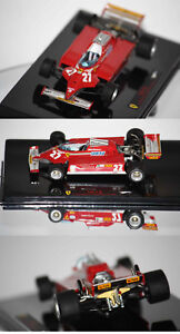 Hotwheels-Elite-F1-Ferrari-126-CK-G-Villeneuve-1981-1-43-T6269