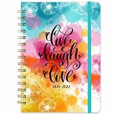 2021 2022 Academic Weekly Monthly Planner With Tabs 63x84 July 2021 June 2022