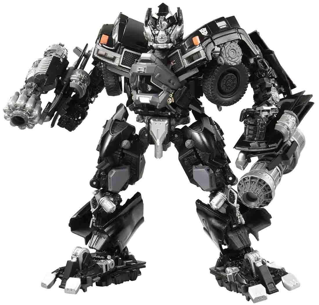 Misb film of Takara Hasbro Transformers in America mpm - 6 Steel