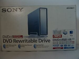 SONY DRX810ULT DVD-RW DISC WINDOWS 7 64BIT DRIVER