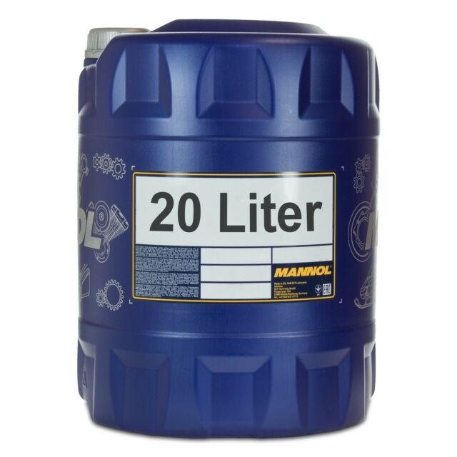 20 Litre Mannol SAE 5W-40 Extreme Huile Moto MB 229.3/226.5, VW 502.00/505.00