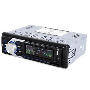 Car-Bluetooth-In-dash-Radio-Stereo-Audio-Head-Unit-Player-MP3-USB-SD-AUX-Media
