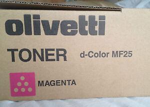 Original-Olivetti-8938-523-8938523-Couleur-D-MF25-Magenta-Toner-Neuf-B
