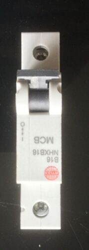 Wylex MCB,s various sizes