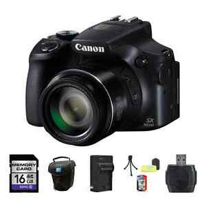 canon powershot sx60 hs digital camera 16gb package