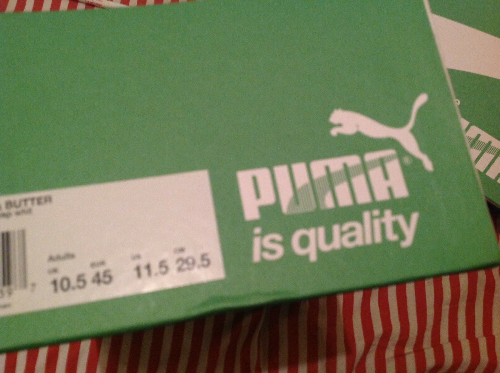 Puma Clydexextra Butter Us11.5 Peacoat