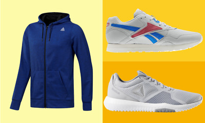 Up to 50% off Reebok