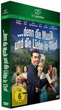Denn die Musik und die Liebe in Tirol - Trude Herr, Vivi Bach - Filmjuwelen DVD