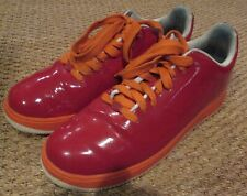 buy online 91179 fc9aa 2006 Nike Air Force 1 Supreme Varsity Red  313644-681 No Swoosh Size 12