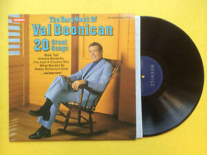 The-Very-Best-Of-Val-Doonican-20-Great-Songs-Warwick-WW-5081-Ex-Condition-LP