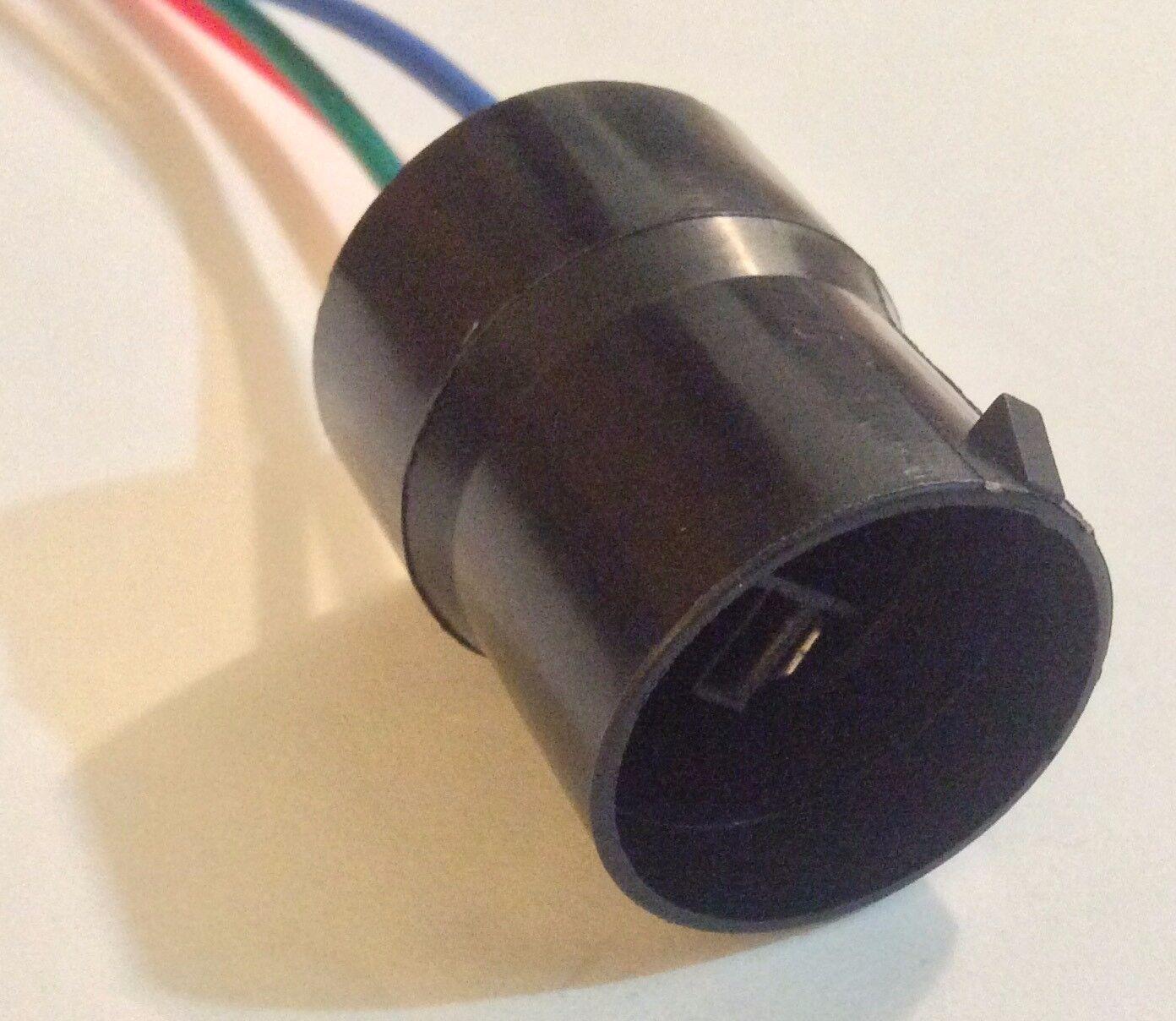 1x Connector Nippon Denso Alternator Repair Plug Harness