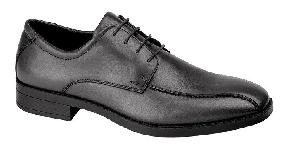 IMAC Peter 4 Eye Tramline Tie Up Italian Soft Leather Formal Everyday Shoes