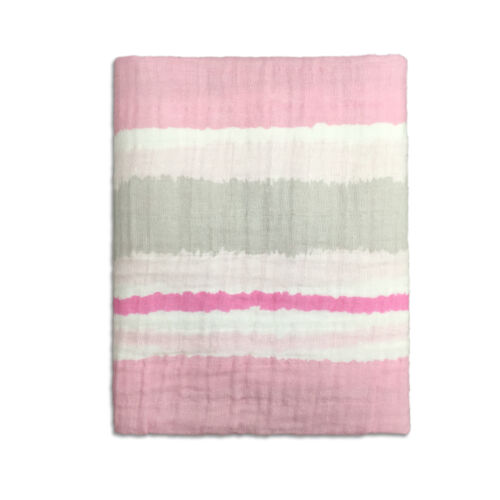 "1 U PICK 100/% Cotton Muslin Baby Swaddle Blanket Wrap Newborn Infant 47/"" x 47/"""