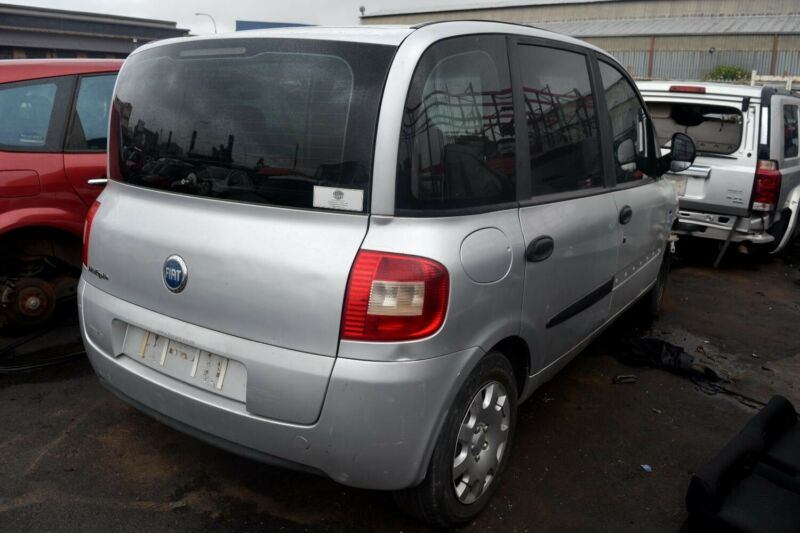 2007 FIAT Multipla stripping for spares - MOTOR CITY SPARES