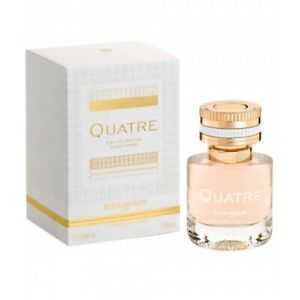 Boucheron Quatre EDP 100ml Eau de Parfum for Women New&Sealed