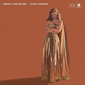Julie-London-About-The-Blues-4-Bonus-Tracks-New-Vinyl-LP-Bonus-Tracks