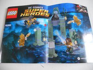 LEGO 76085 DC COMICS SUPER HEROES BATTLE Of ATLANTIS * NEW *