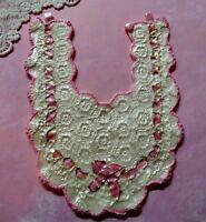 Baby Bib Lace Silicone Mold Fondant Fondant Cake Decorating Food Icing Fda