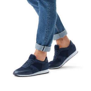 Details about BNWT Kurt Geiger Men Warwick Trainers Shoes Blue Size 41 45EU RRP £49