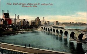 Great-Northern-Viaduct-St-Anthony-Falls-Minneapolis-Minnesota-Postcard