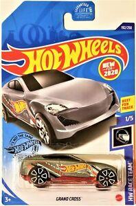 Int. Card Gray 2020 Hot Wheels HW RACE TEAM 1//5 Grand Cross 152//250