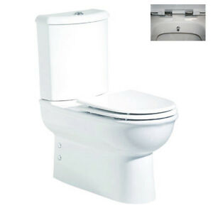 Celino All In One Combined Bidet Toilet With Soft Close