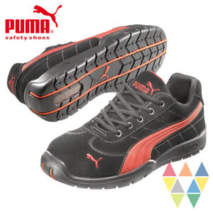 Image is loading Puma-Safety-Shoes -Motor-Sport-SILVERSTONE-642637-AUTHORISED- 124d32a3e