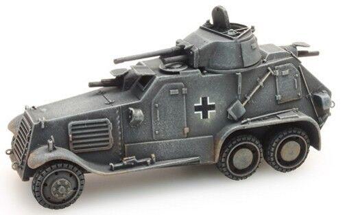 HO Roco Minitanks 7th Panzer Army Armored Car  A488.387.129-GR Hand Painted