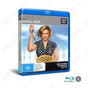 Serial-Mom-Movie-Film-Cinema-Cult-Brand-New-Blu-ray-RARE