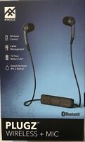 Ifrogz Audio - Plugz Wireless Fitness Bluetooth Earbuds
