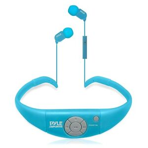 NEW-Pyle-PSWBT7BL-Active-Sport-Waterproof-Bluetooth-Headphones-Call-Answering