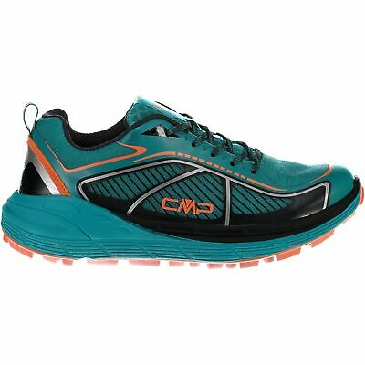Cmp Scarpe Da Corsa Scarpe Sportive Nashira Maxi Wmn Trail Shoe Blu Tinta Mesh- In Viaggio