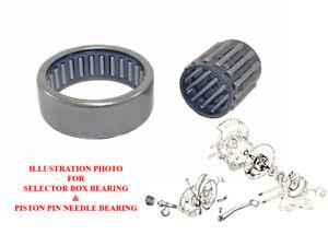 Selector-Box-And-Piston-Pin-Needle-Bearing-Vespa-PX150-LML-VBX-VBX1T-VLX-Stella
