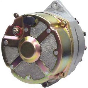 New 105 Amp Delco Marine Alternator Mercruiser 1-Wire | eBay