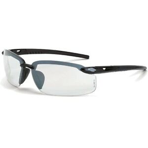 crossfire es4 reader diopter 1 25 bifocal gray clear lens