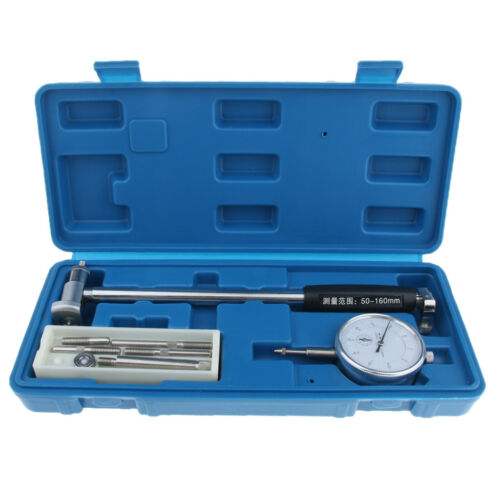 Dial Bore Gauge 50-160mm Engine Cylinder Indicator Measuring Gauge 0.01mm