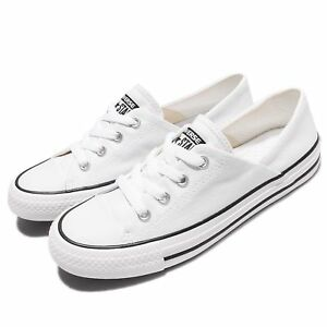 65f13c4a554e Converse Chuck Taylor All Star Low Top Coral 555901C Women s - White ...