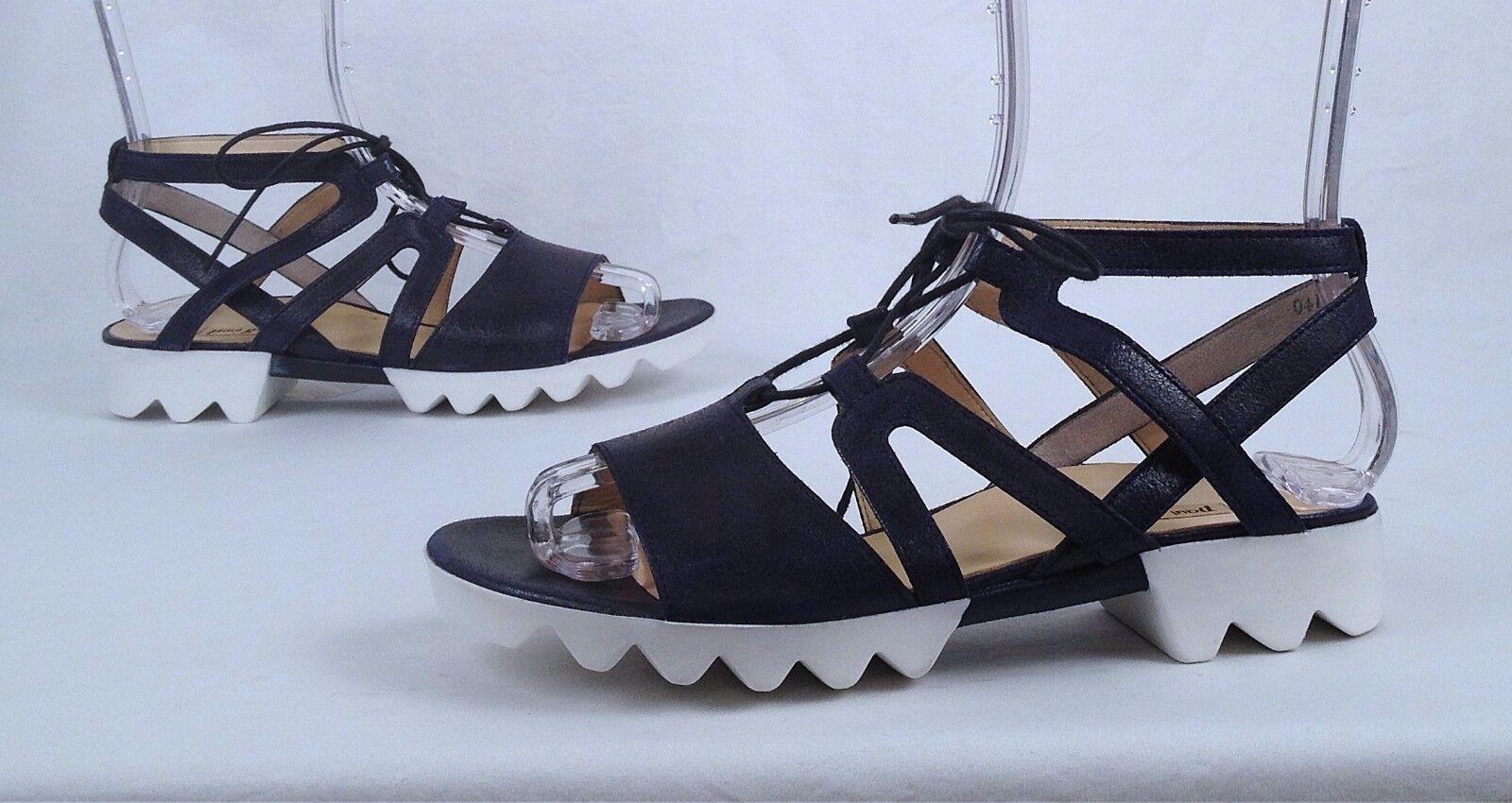 Paul verde'Hilo 'Sandal - blu - US 7    UA 4.5 -  298 (P23)  basta comprarlo