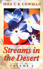Streams in the Desert: v. 2 by Mrs. Charles E. Cowman (Paperback, 1971)
