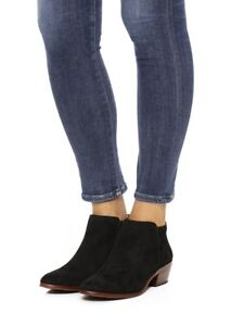 4f3f5173d Image is loading NIB-Sam-Edelman-Petty-Suede-Ankle-Bootie-Boot-