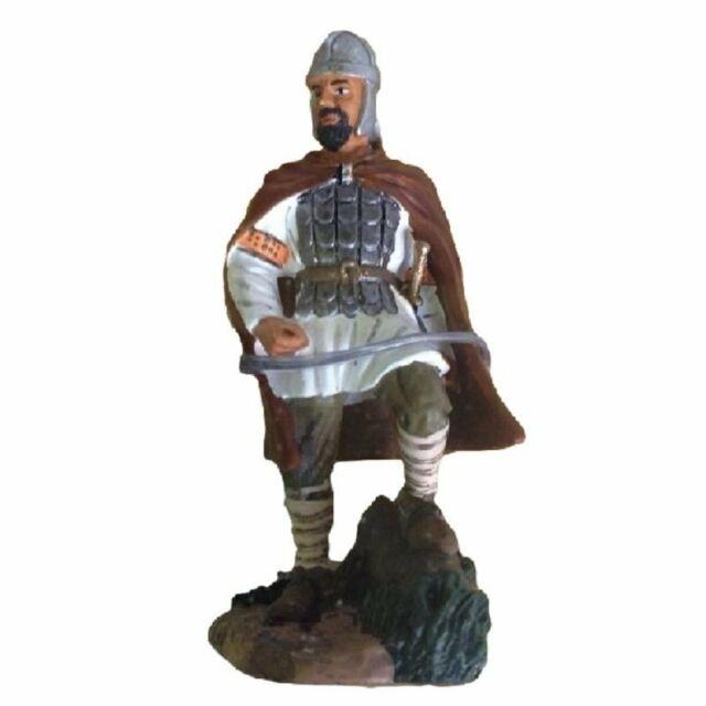 Infantería Aqueménida GUERREROS DE LA ANTIGUEDAD Figura soldado plomo Altaya