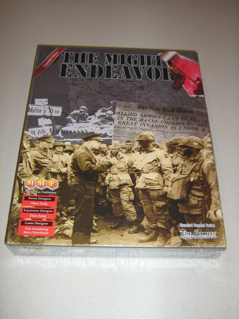 The Mighty Endeavour Expanded Edition (New)