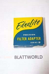 NEW-VERY-OLD-STOCK-EDNALITE-SERIES-VII-7-SCREW-in-43mm-FILTER-ADAPTER-nikon-RF
