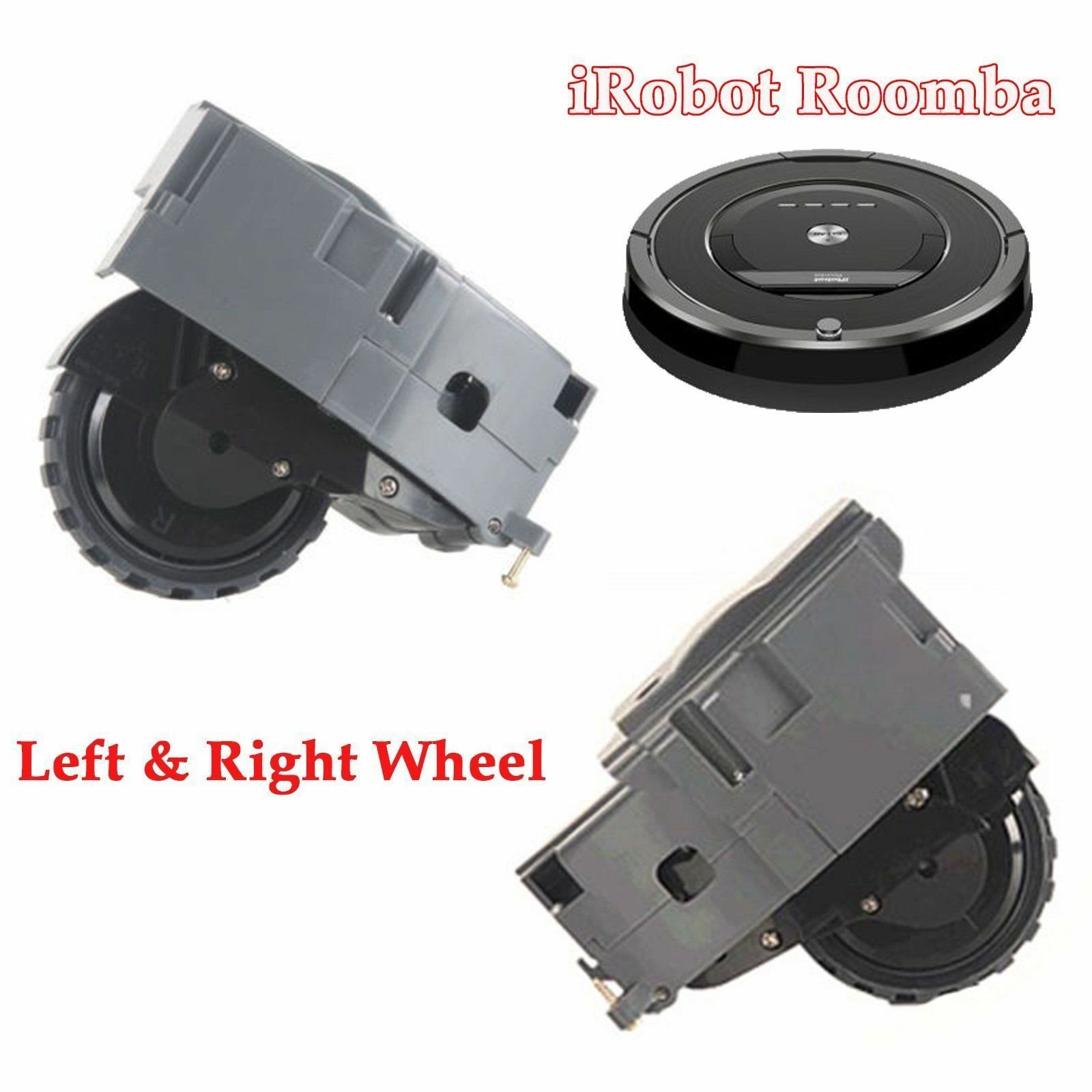Left & Right Wheel Module Replacement Part for iRobot Roomba 500 600 700 800 900